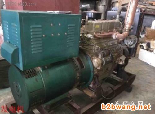 连云港发电机回收进口发电机回收价格