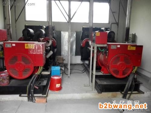 上海正规回收发电机组公司  上海进口发电机上门回收