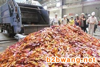 广东干货食品销毁公司图1