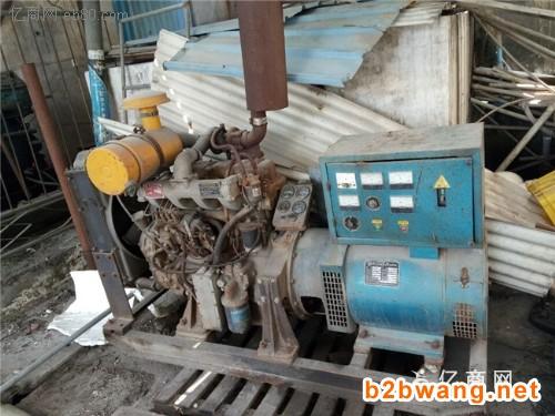 荔湾区船用发电机回收厂家