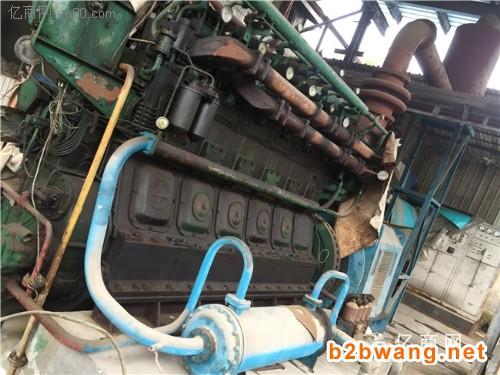 深圳宝安船用发电机回收厂家