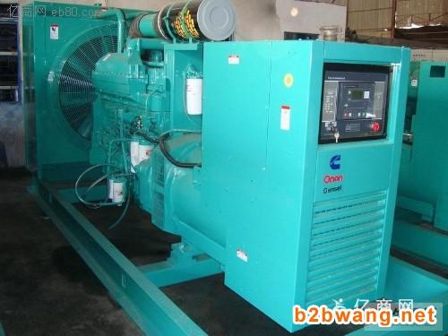 专业回收发电机 专业回收进口柴油发电机组