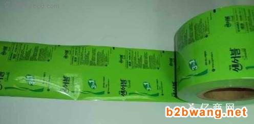 供应日化用品包装卷膜 生活用品包装卷膜,彩印卷膜
