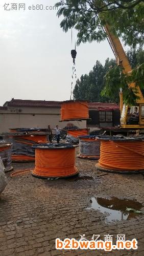 鲁山电线电缆回收《市场上》鲁山电缆回收更高价格