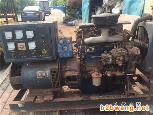 番禺区船用发电机回收厂家