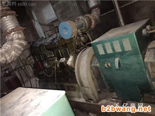 广州**城船用发电机回收价格