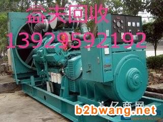 深圳福田发电机回收价格图1