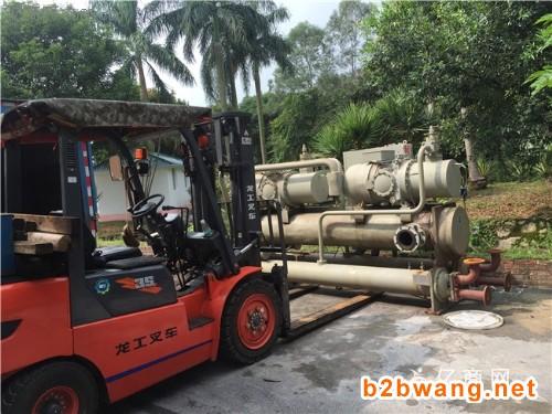 深圳罗湖溴化锂中央空调回收厂家图1