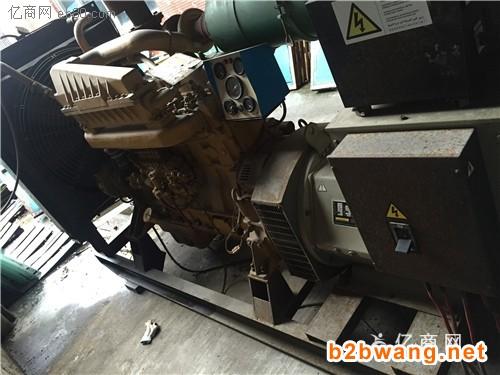 深圳宝安发电机回收价格图1