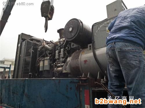 深圳宝安发电机回收价格图2