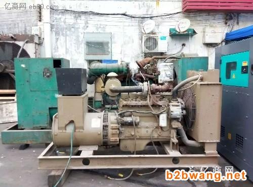 深圳罗湖箱式发电机回收厂家