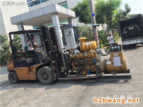 东莞大岭山箱式发电机回收价格图1