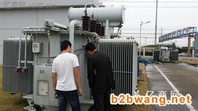 白云区灌封式变压器回收图2