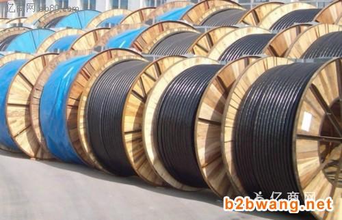 莱芜电线电缆回收莱芜废旧电缆回收13400281359