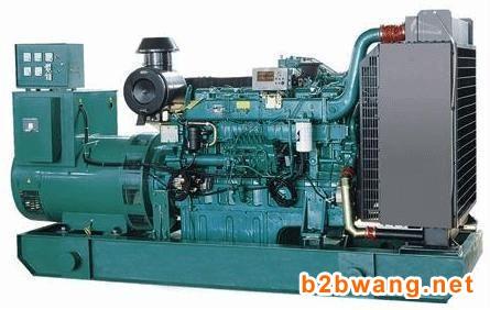 增城发电机回收二手发电机组回收公司