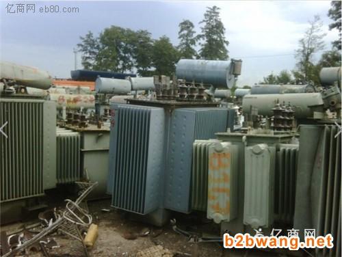 顺德变压器回收厂家