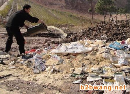 广州区仓库产品销毁哪家好图3