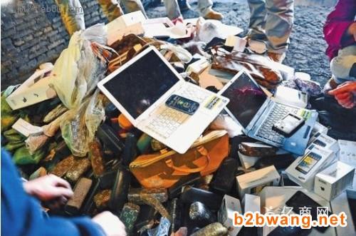 广州区仓库产品销毁哪家好图2