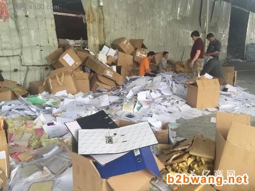 深圳仓库产品销毁价格图3