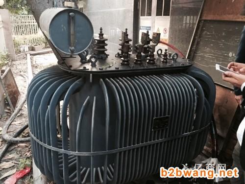 清远箱式变压器回收