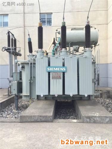 顺德调压变压器回收图1