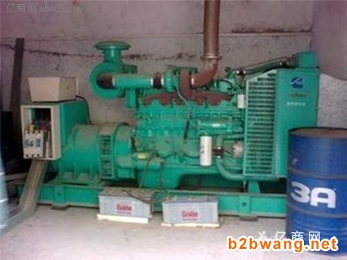 江苏扬州市发电机回收公司【扬州二手发电机回收】