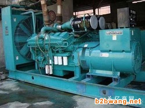 安徽宣城市发电机回收公司【专业回收发电机(组)】