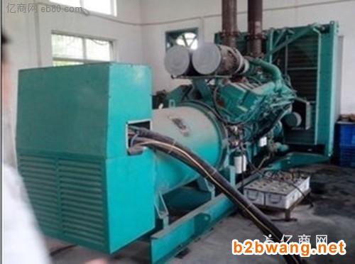 扬州市发电机回收公司【提供整厂拆除回收服务】利华供