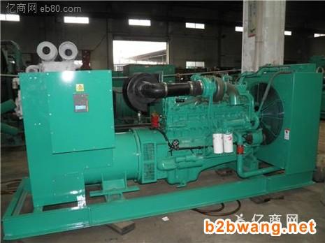 浙江温州市发电机回收公司-进口品牌发电机组回收