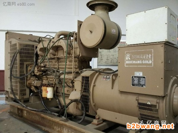 盐城发电机收购商-盐城发电机回收公司