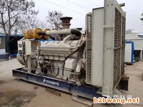 徐州市发电机回收公司-上海利华物资有限公司