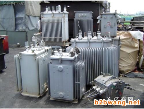泉州水头变压器回收,回收变压器周围电力设备