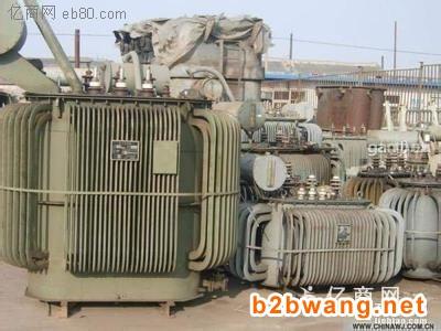 闲置物资整厂设备回收变压器电线电缆收购