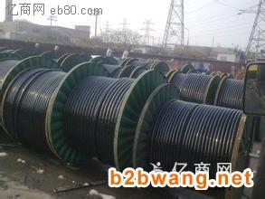 富阳二手电缆线回收价格-杭州电线电缆拆除收回收