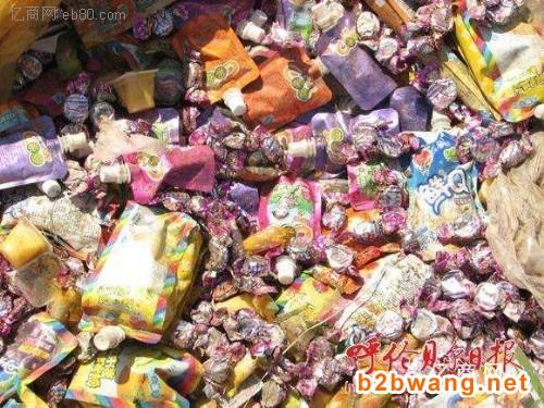 泗泾临期食品销毁,叶榭食品配料销毁,食品垃圾处置厂图1