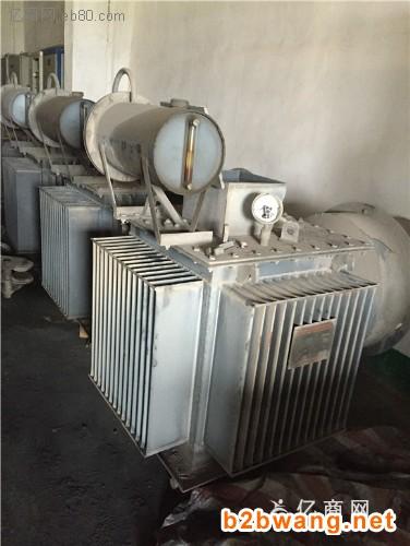 广州新塘灌封式变压器回收