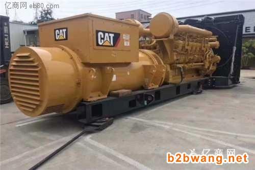 上海二手柴油发电机组回收 进口康明斯发电机组回收