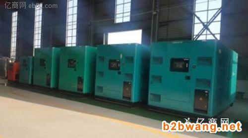 天宁区进口发电机回收-上海二手发电机回收公司