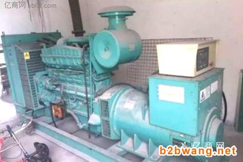 钟楼区进口发电机回收二手发电机回收公司