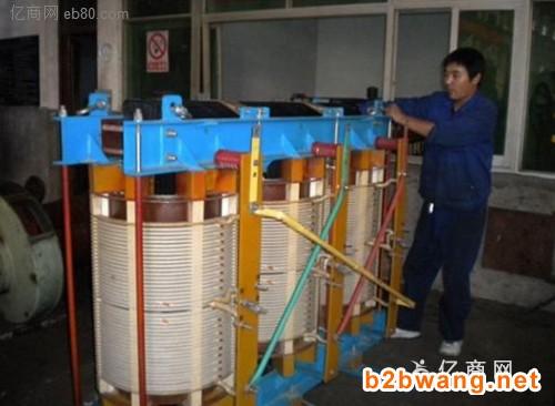 苏州变压器回收太仓箱式变压器回收二手变压器回收公司
