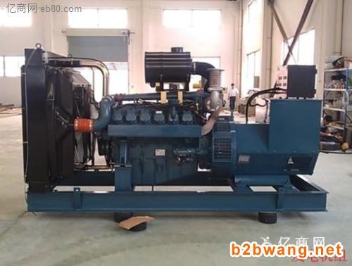 昆山回收发电机柴油发电机组回收二手发电机回收公司