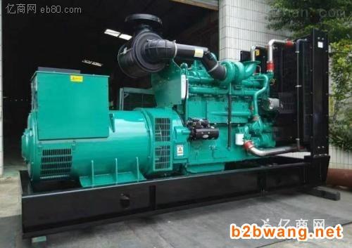 吴中区进口发电机回收康明斯柴油发电机组回收