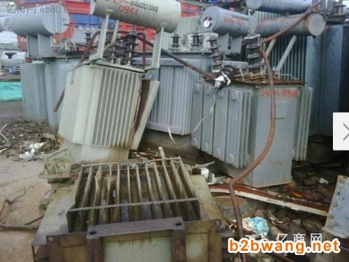 珠海开放式变压器回收