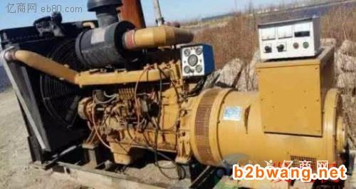 虎丘区发电机回收进口发电机高价回收