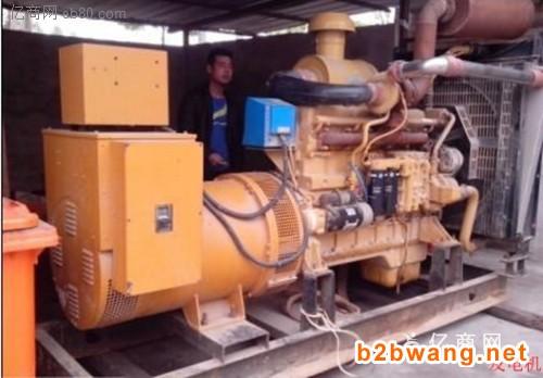 海安区域收购发电机海安进口发电机回收