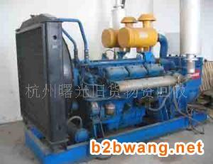 萧山发电机回收萧山二手发电机回收价格18367117009